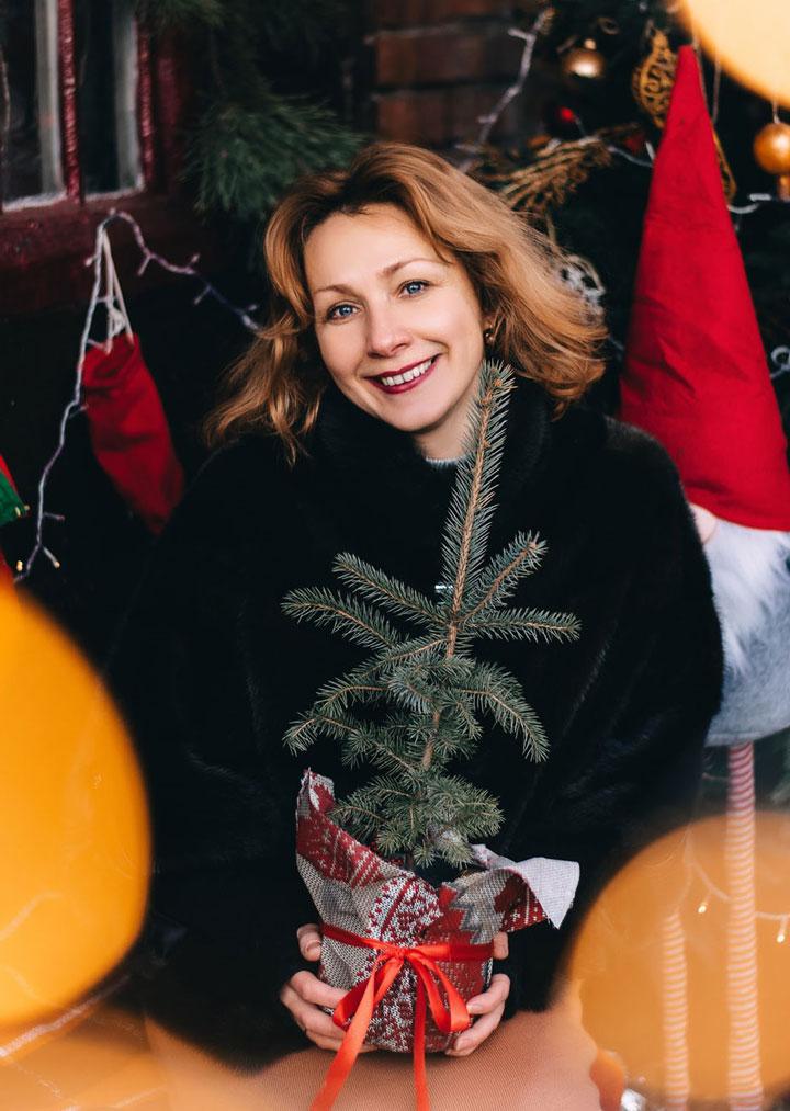 Горенська Ольга Володимирівна